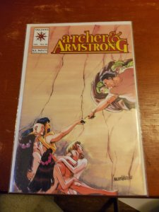 Archer & Armstrong #18 (1994)