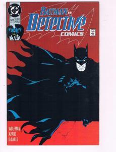 Detective Comics #625 VF DC Comic Book Batman DE7