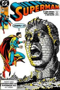 Superman (1987 series) #39, NM- (Stock photo)