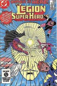 Legion of Super-Heroes (1980 series) #310, VF+