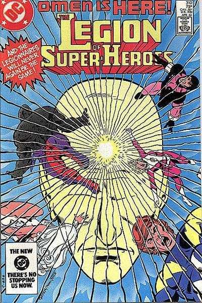 Legion of Super-Heroes (1980 series) #310, VF+ (Stock photo)