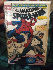 The Amazing Spider-Man #358 NM Direct Edition