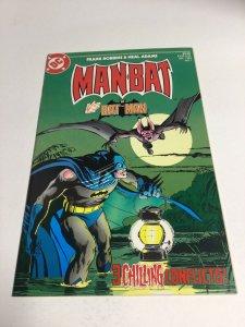Manbat Vs Batman 1 Nm Near Mint DC Comics