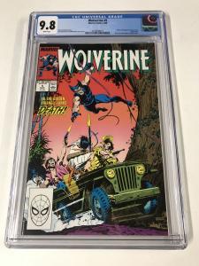 Wolverine (1988) #5 CGC 9.8