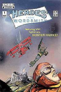 Heroes from Wordsmith #1 VF/NM; Special | save on shipping - details inside