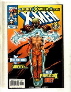 Lot of 12 X-Men Marvel Comic Books #84 87 88 89 91 92 93 94 95 96 97 98 EK5