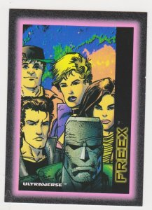 1993 Skybox Ultraverse  Comic Card Promo #C4
