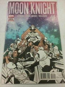 Moon Knight #14A Smallwood Variant  2017 NW58