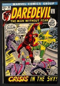Daredevil #89 FN/VF 7.0 Marvel Comics