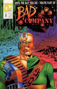 Bad Company #8 FN; Fleetway Quality | save on shipping - details inside