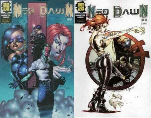 NEO DAWN (2004 COMMITTED) 1-2  Complete...!?!