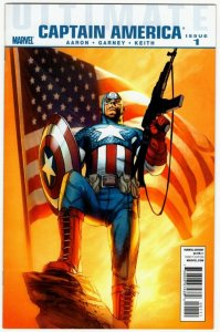 Ultimate Captain America #1 (VF/NM) ID#MBX1