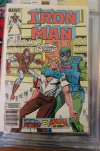Iron Man 202  NM