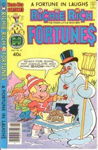 RICHIE RICH FORTUNES (1971-1982) 51 VF-NM May 1980 COMICS BOOK