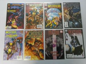 Wolverine Specials + Annuals lot - 32 different books - average 8.0 - years vary