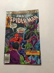 Amazing Spider-Man 180 VF Very Fine 8.0
