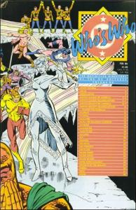 DC WHO'S WHO: THE DIFINITIVE DIRECTORY OF THE DC UNIVERSE #12 VF