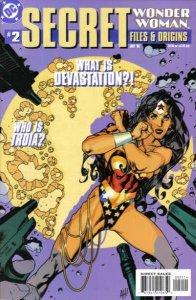 Wonder Woman (1987 series) Secret Files #2, NM (Stock photo)
