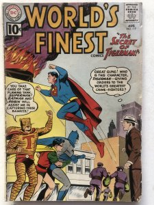 Worlds Finest 119,GD reader, C all my Comics!