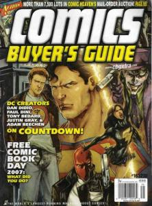 Comics Buyer's Guide #1632 FN; F&W | save on shipping - details inside