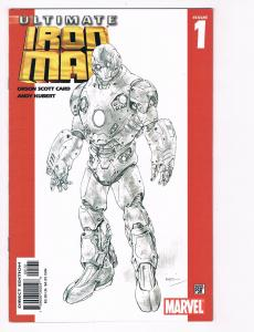 Ultimate Iron Man # 1 NM Marvel Comic Book Avengers Hulk Thor War Machine S80