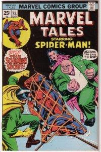 Marvel Tales (vol. 2, 1964) # 66 VG Spider-Man (rep. ASM 85) Kingpin