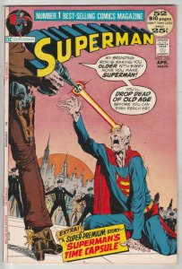Superman #250 (Apr-72) NM- High-Grade Superman