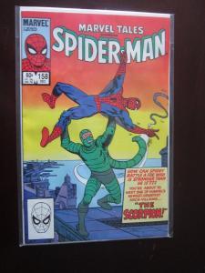 Marvel Tales #158 Direct - Spiderman - 6.0 - 1983