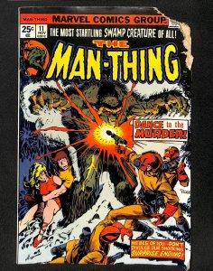 Man-Thing #11 (1974)