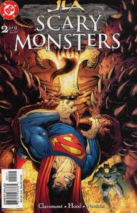 JLA: Scary Monsters #2 VF/NM; DC | save on shipping - details inside
