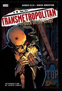 Transmetropolitan: Back On The Street-#1-Warren Ellis-TPB-trade