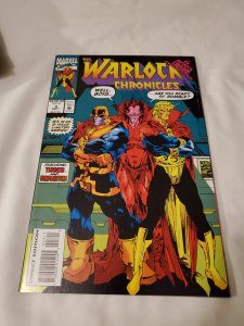 Warlock Chronicles 3 Near Mint- Cover pencils by Tom Raney