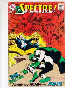 Spectre, The #2 (Feb-68) VF/NM- High-Grade Spectre