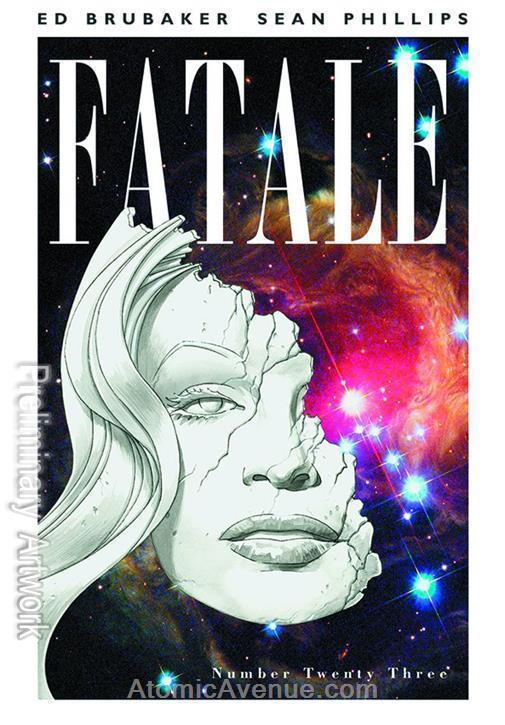 Fatale (Image) #23 VF/NM; Image | save on shipping - details inside