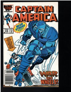 Captain America #318 (Marvel, 1986)