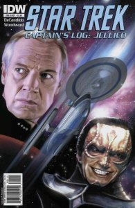 Star Trek: Captain's Log: Jellico #1 VF/NM; IDW | save on shipping - details ins