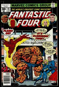 Fantastic Four #181 (Apr 1977, Marvel) 7.5 VF-