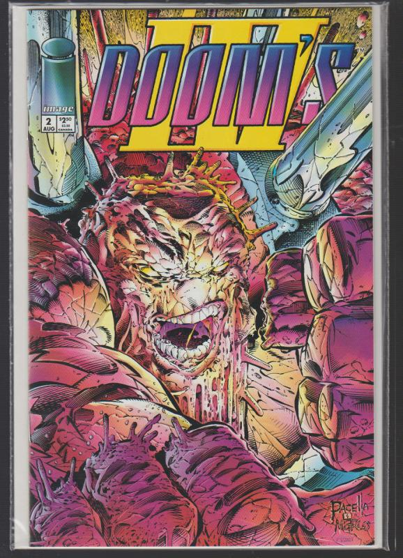 DOOMS 4 - ISSUE #2 - IMAGE COMICS - N/M