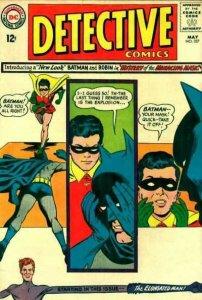 Detective Comics (1937 series) #327, Good (Stock photo)
