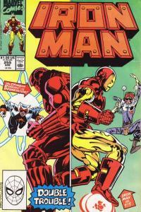 Iron Man (1968 series) #255, NM- (Stock photo)