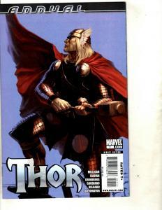 10 Thor Marvel Comics Annual 1 Siege 609 608 607 606 605 603 602 601 600 SM11