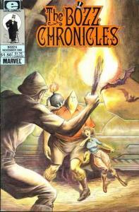 Bozz Chronicles #6, NM- (Stock photo)