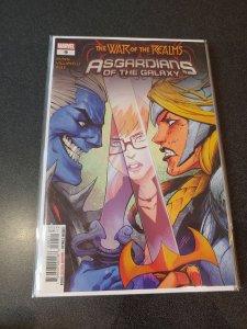 Asgardians of the Galaxy #9 (2019)