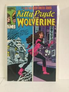 Kitty Pryde and Wolverine 1 Nm- Near Mint- Marvel Comics