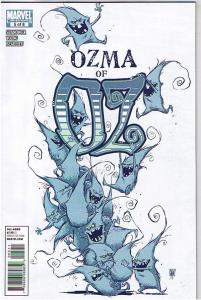 OZMA of OZ #5, NM, Wizard of Oz, Dorothy, Frank Baum, 2011, more in store