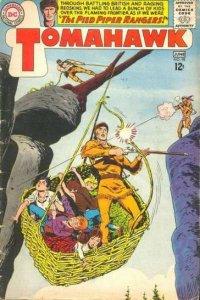 Tomahawk #98, VG- (Stock photo)