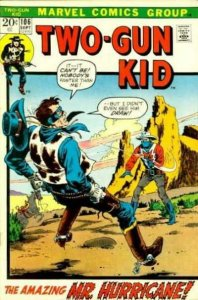 Two-Gun Kid #106, VG (Stock photo)