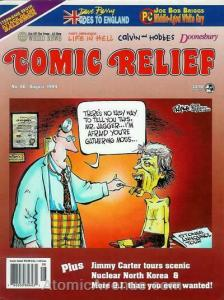Comic Relief (magazine) #66 FN; Page One   save on shipping - details inside