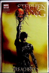 The Dark Tower: Treachery #5 (2009)