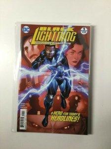 Black Lightning: Cold Dead Hands #1 (2018) HPA